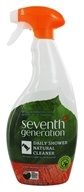 Seventh Generation - Shower Cleaner Green Mandarin & Leaf - 32 oz. by Seventh Generation