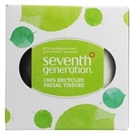 Image of Seventh Generation - Facial Tissues 2-Ply Box - 85 Sheet(s)
