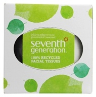 Seventh Generation - Facial Tissues 2-Ply Box - 85 Sheet(s) by Seventh Generation