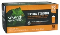 Seventh Generation - Tall Kitchen Trash Bags 13 Gallon - 30 Bags - $5.85