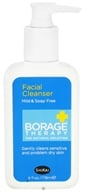 Shikai - Borage Therapy Facial Cleanser - 6 oz. by Shikai