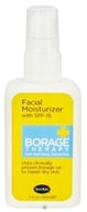 Shikai - Borage Therapy Facial Moisturizer with SPF 15 - 2 oz., from category: Personal Care