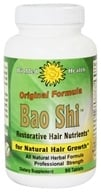 BioMed Health - Original Bao Shi Restorative Hair Nutrients - 90 Caplets, from category: Nutritional Supplements