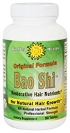 BioMed Health - Original Bao Shi Restorative Hair Nutrients - 90 Caplets by BioMed Health
