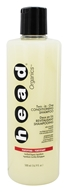 Image of Head Organics - 2-In-1 Shampoo and Conditioner - 16.9 oz.