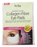 Image of Reviva Labs - Myoxinol Infused Collagen-Fibre Eye Pads - 3 Pack(s)