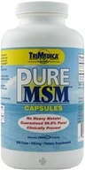 Trimedica - Pure MSM 500mg - 500 Capsules by Trimedica