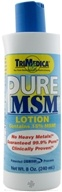 Trimedica - Pure MSM Lotion - 8 oz. by Trimedica