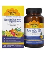 Country Life - Real Food Organics Men