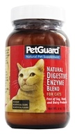 Pet Guard - High Potency Digestive Enzymes For Cats - 4 oz. by Pet Guard