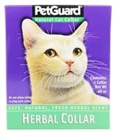 Pet Guard - Natural Herbal Cat Collar - 13 in. by Pet Guard