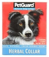 Pet Guard - Natural Herbal Dog Collar - 22 in., from category: Pet Care