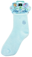 Earth Therapeutics - Aloe Socks Foot Therapy To Pamper & Moisturize Blue - 1 Pair