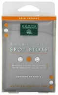 Earth Therapeutics - Shine-Free Spot Blots Skin Therapy - 80 Sheet(s) by Earth Therapeutics