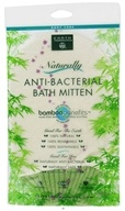 Earth Therapeutics - Naturally Anti-Bacterial Bath Mitten Body Care - CLEARANCE PRICED