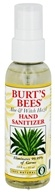 Burt's Bees - Hand Sanitizer Aloe & Witch Hazel - 2 oz.