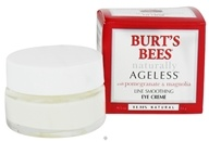 Burt's Bees - Naturally Ageless Line Smoothing Eye Creme - 0.5 oz.