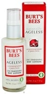 Burt's Bees - Naturally Ageless Line Diminishing Day Lotion - 2 oz. (792850320994)