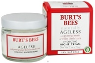 Burt's Bees - Naturally Ageless Hydrating Night Creme - 2 oz., from category: Personal Care
