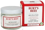 Image of Burt's Bees - Naturally Ageless Hydrating Night Creme - 2 oz.