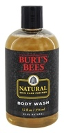 Image of Burt's Bees - Natural Skin Care for Men Body Wash - 12 oz.