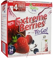 To Go Brands - Healthy To Go Extreme Berries To Go Berry - 24 Packet(s) CLEARANCE PRICED