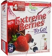 To Go Brands - Healthy To Go Extreme Berries To Go Berry - 24 Packet(s)