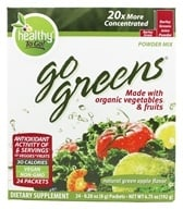 To Go Brands - Healthy To Go Go Greens Fruit - 24 Packet(s) (850197001072)