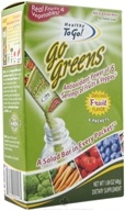 To Go Brands - Healthy To Go Go Greens Fruit - 6 Packet(s)