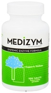 Naturally Vitamins - Medizym Systemic Enzyme Formula - 100 Tablets - $24.39
