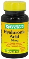 Good 'N Natural - Hyaluronic Acid 50 mg. - 30 Capsules - $6.13