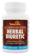 Naturade - Herbal Diuretic K.B. 11 - 120 Tablets (079911033230)