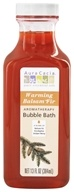 Image of Aura Cacia - Aromatherapy Bubble Bath Soothing Heat - 13 oz.