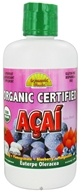 Dynamic Health - Organic Acai Juice Blend - 33.8 oz.