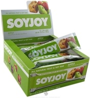 SoyJoy - All Natural Fruit & Soy Bar Apple - 1.06 oz.