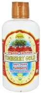 Dynamic Health - Organic Yumberry Gold 100% Pure Juice - 32 oz., from category: Nutritional Supplements