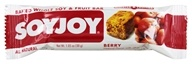 Image of SoyJoy - all Natural Baked Whole Soy & Fruit Bar Berry - 1.05 oz.