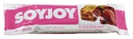 Image of SoyJoy - All Natural Baked Whole Soy & Fruit Bar Strawberry - 1.05 oz.