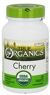 Image of Enzymatic Therapy - True Organics Cherry - 90 Tablets
