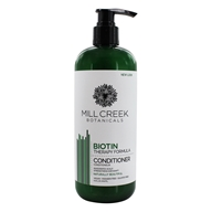 Image of Mill Creek Botanicals - Biotin Conditioner Therapy Formula - 16 oz.