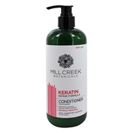 Mill Creek Botanicals - Keratin Conditioner Repair Formula - 16 oz.