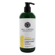 Image of Mill Creek Botanicals - Henna Conditioner Enhancing Formula - 16 oz.