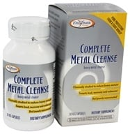 Image of Enzymatic Therapy - Complete Metal Cleanse Heavy Metal Cleanse - 30 Ultracap(s)