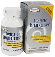 Enzymatic Therapy - Complete Metal Cleanse Heavy Metal Cleanse - 30 Ultracap(s) - $13.77