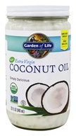 Garden of Life - Extra Virgin Coconut Oil - 32 oz. (658010113403)