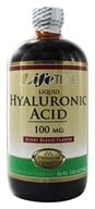 LifeTime Vitamins - Hyaluronic Acid Berry Blend 100 mg. - 16 oz. (053232290145)