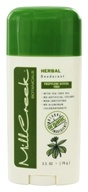 Mill Creek Botanicals - Herbal Deodorant Stick - 2.5 oz.