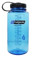 Nalgene - Everyday Tritan BPA Free Widemouth Water Bottle Slate Blue - 32 oz.