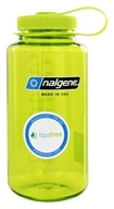 Image of Nalgene - Everyday Tritan BPA Free Widemouth Water Bottle Spring Greeen - 32 oz.