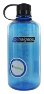 Nalgene - Everyday Tritan BPA Free Narrowmouth Water Bottle Slate Blue - 32 oz. (661195082280)